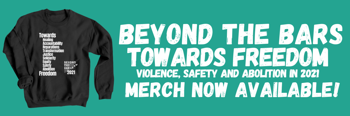 Beyond the Bars Merch now available!