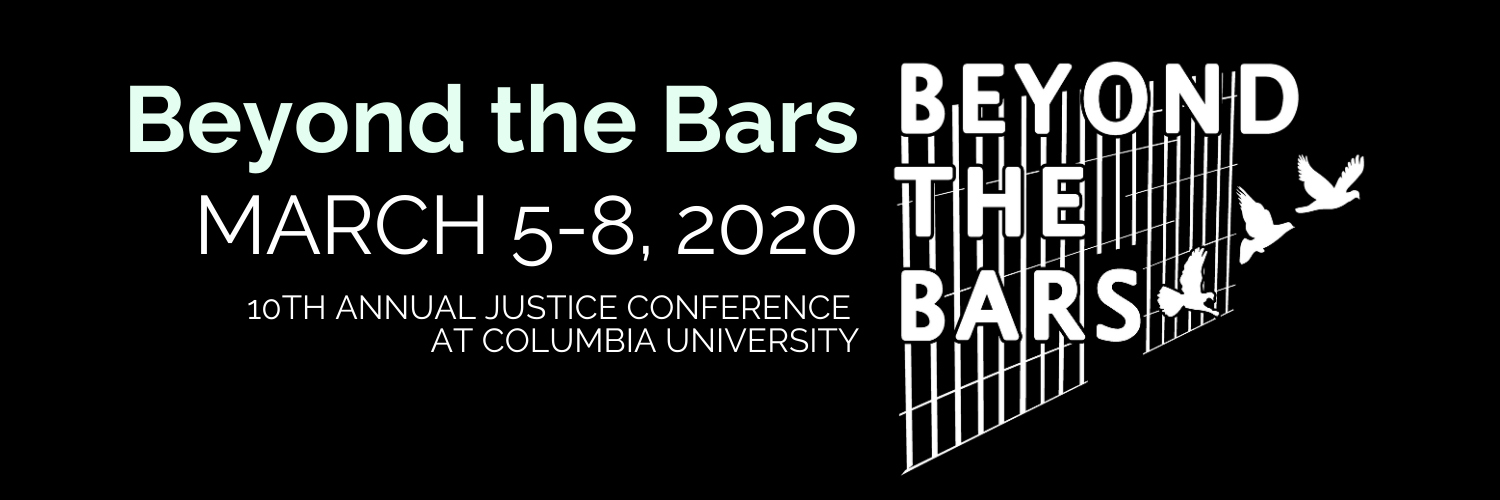Beyond the Bars 2020 Flyer