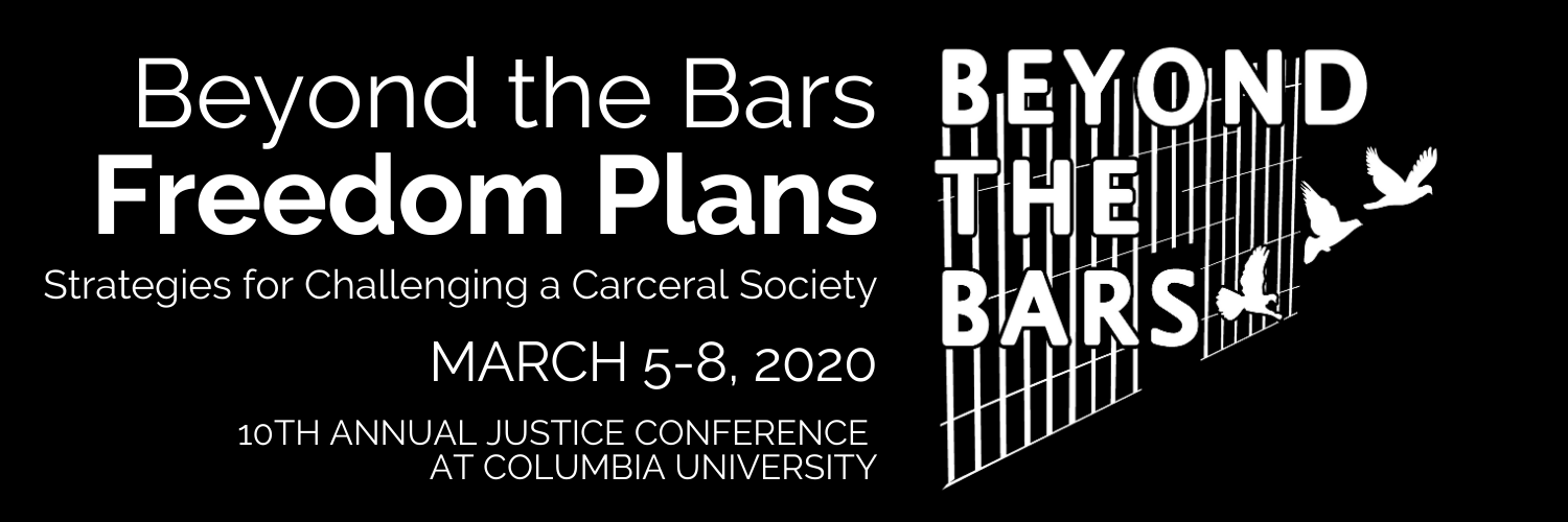 Beyond the Bars Freedom Plans March 5th-8th, 2020 - Conference Flyer
