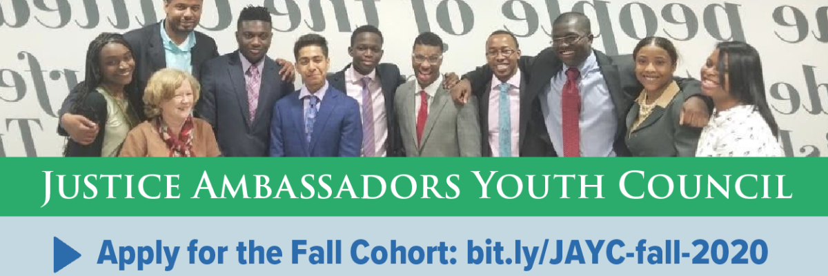 Justice Ambassadors Youth Council