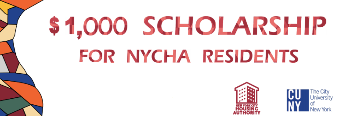 NYCHA-CUNY Scholarship Program Applications Now Open