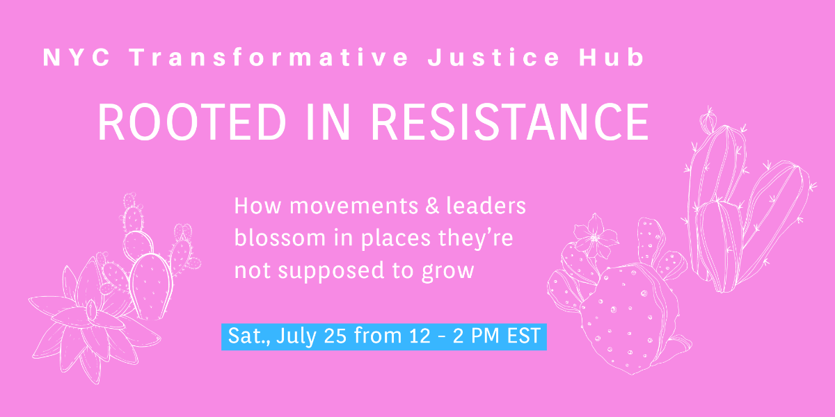 How movements & leaders blossom in the places they're not supposed to grow